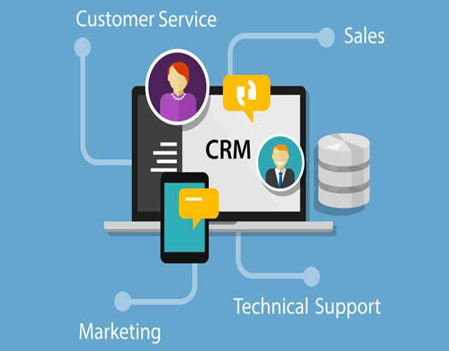 CRM Solutions and CRM software India